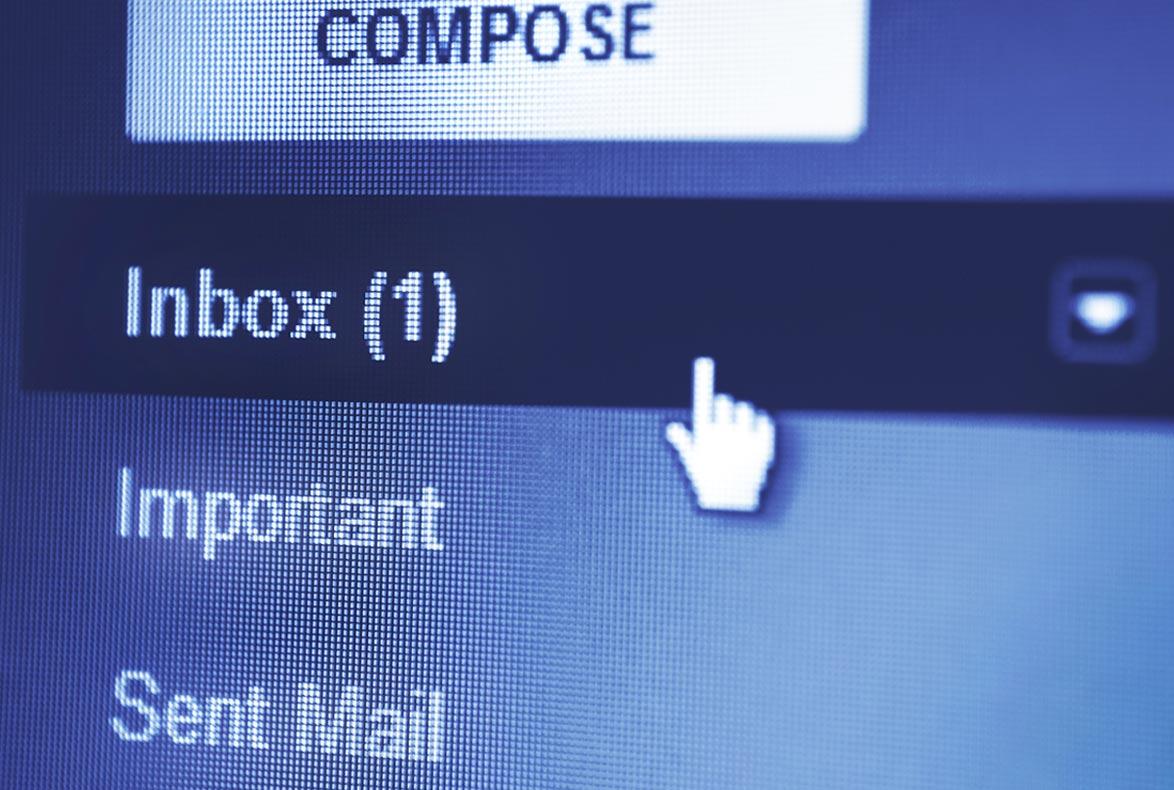 ¿Puede el empresario monitorizar el correo electrónico del empleado?