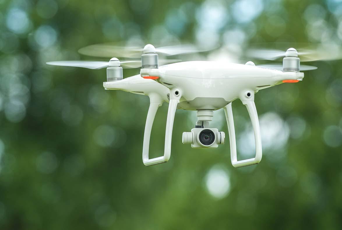 Los drones y la privacidad