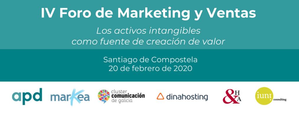 TÍTULO DEL POST (65 - 100 caracteres con espacios) H&A en el IV Foro de Marketing y Ventas. Próximo 20 de febrero en Santiago de Compostela