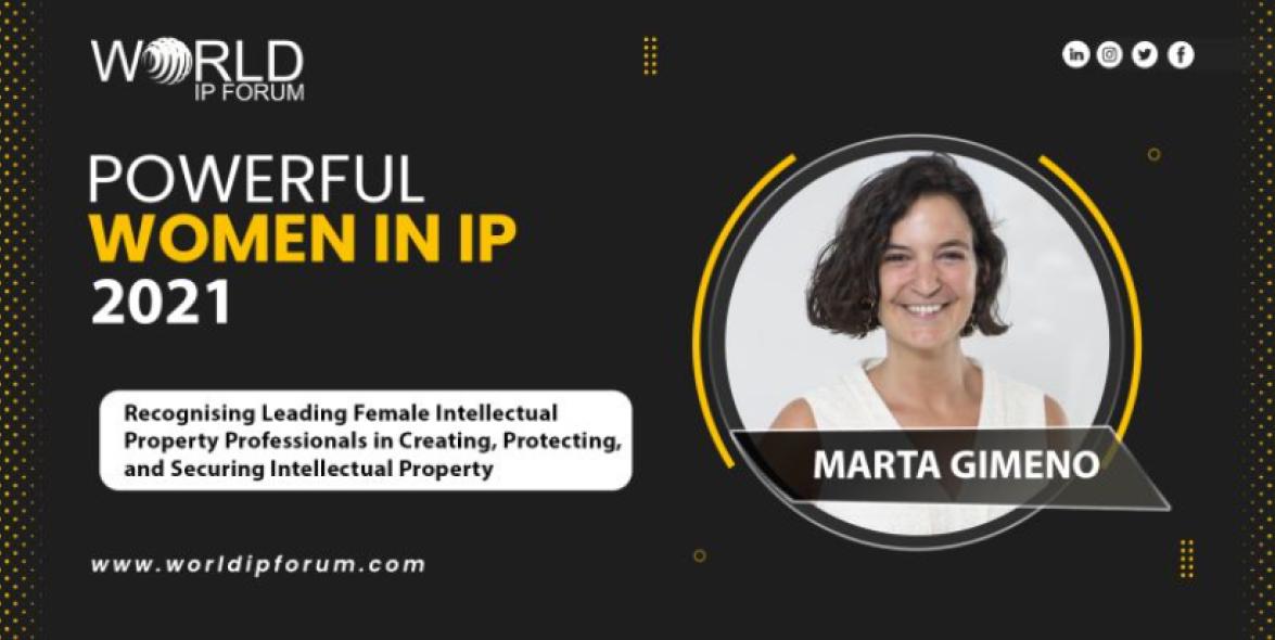 Worl IP Forum Marat Gimeno