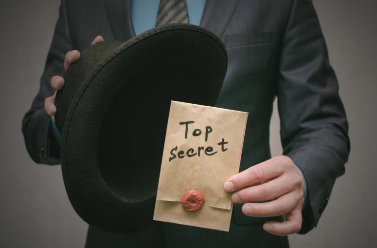 Los secretos de las patentes secretas