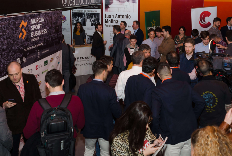 "H&A copatrocina el evento ""Murcia Sports Business"""