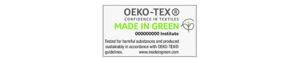 oeko tex green