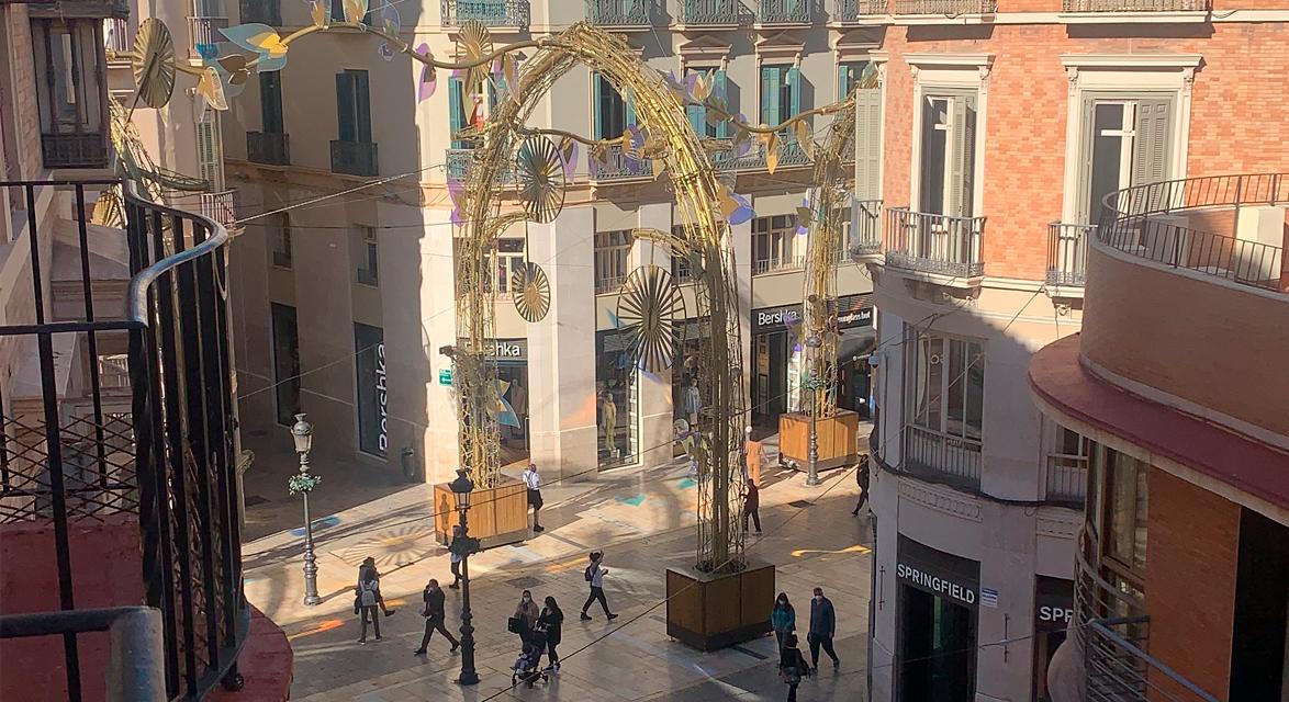 Nuevas oficinas Málaga