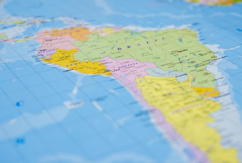 Pinceladas desde Latinoamérica. Marzo 2019