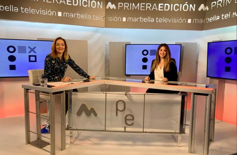 Radio Televisión Marbella entrevista a Patricia Martínez-Carrasco, directora de H&A Málaga