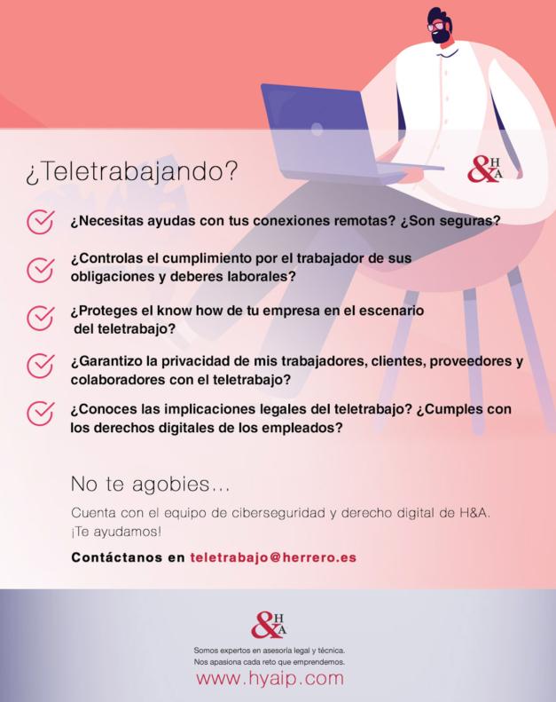 Campaña de H&A de apoyo al teletrabajo